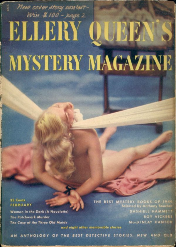 Ellery Queen's Mystery 1949