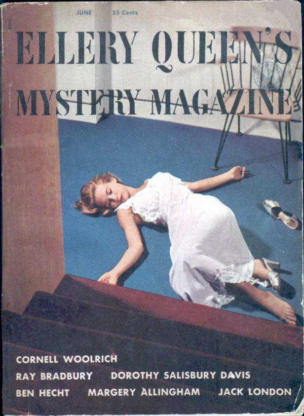 Ellery Queen's Mystery June 1954