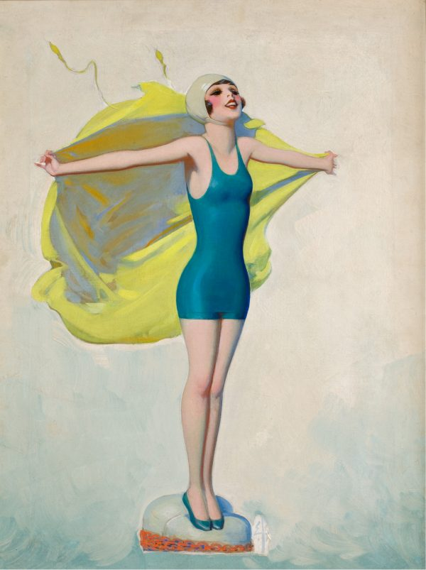 Film Fun cover, October 1925