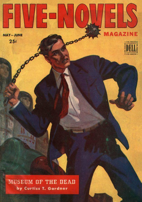 Five-Novels Magazine 1946-May June