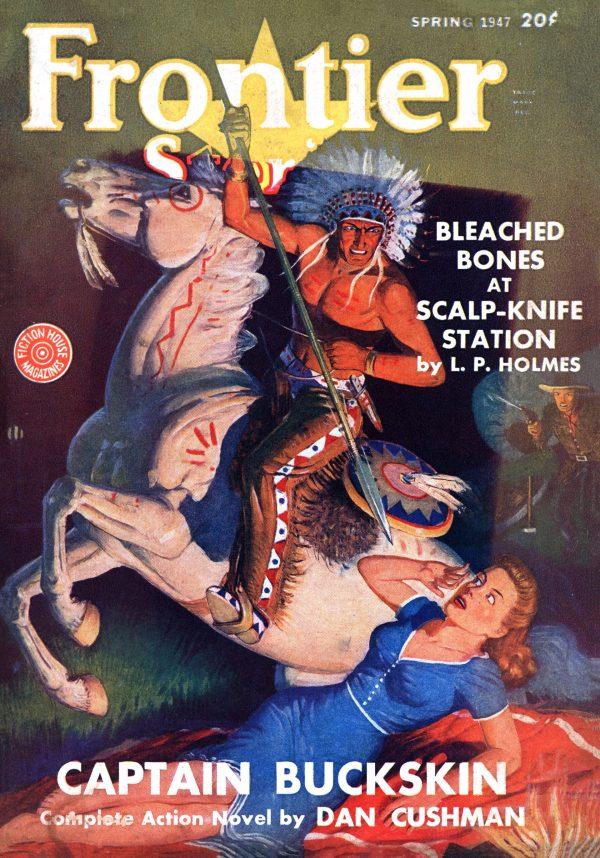 Frontier Stories Spring 1947