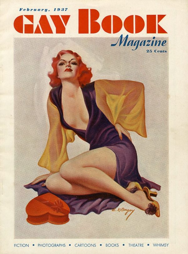 Gay Book February 1937