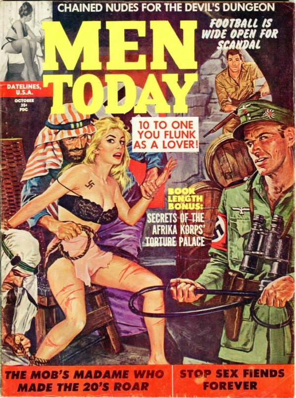 MEN TODAY October 1961