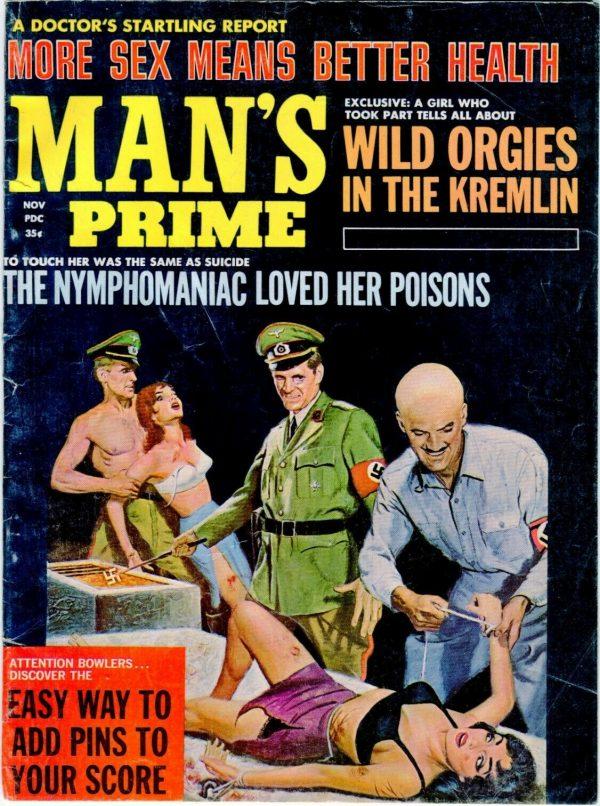 Man's Prime November 1965