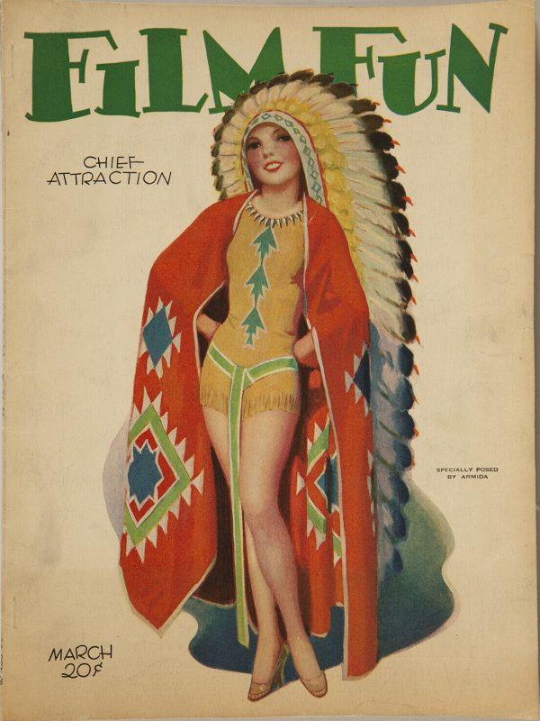 March 1930 Film Fun