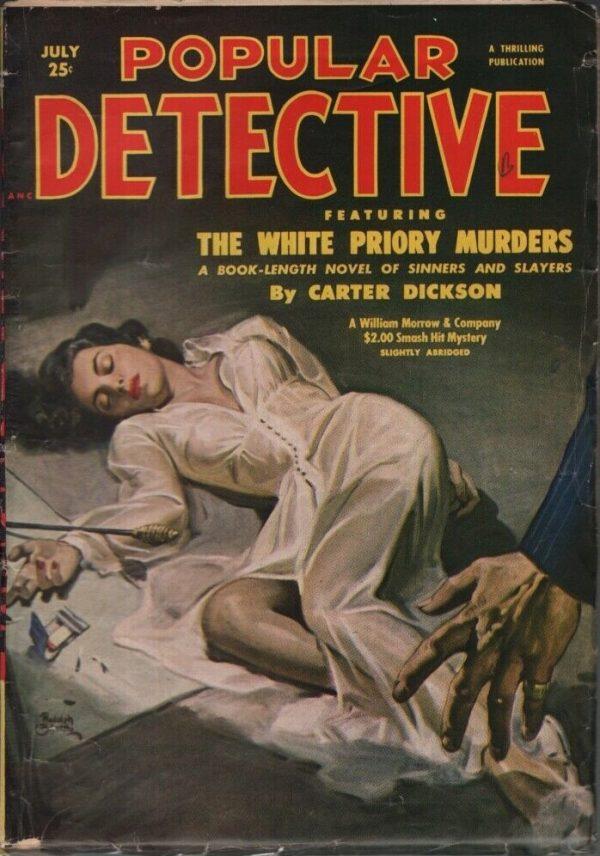 Popular Detective 1951 July