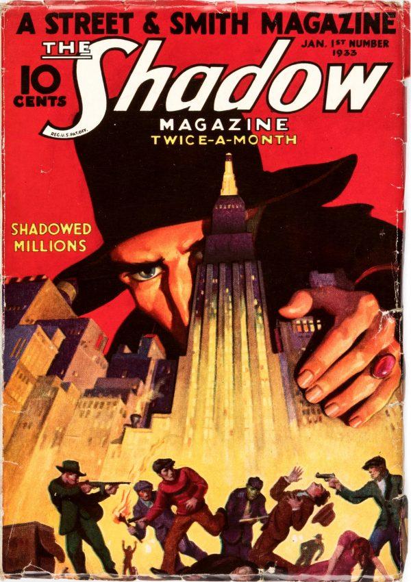 Shadow - January 1, 1933