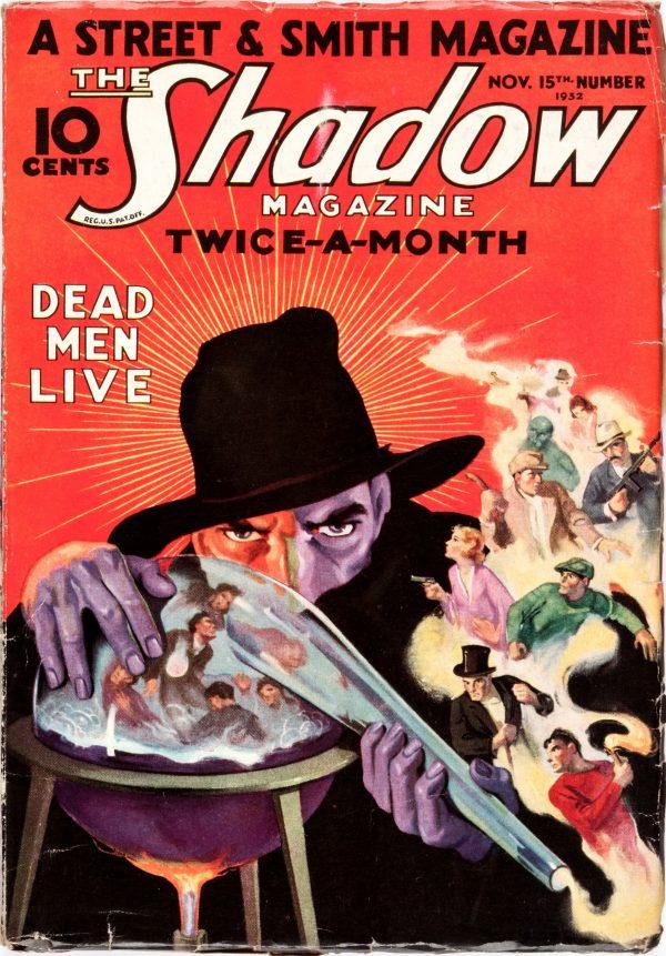 Shadow - November 15, 1932