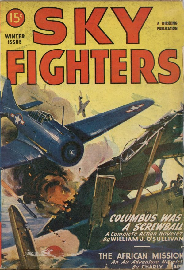 Sky Fighters January 1947