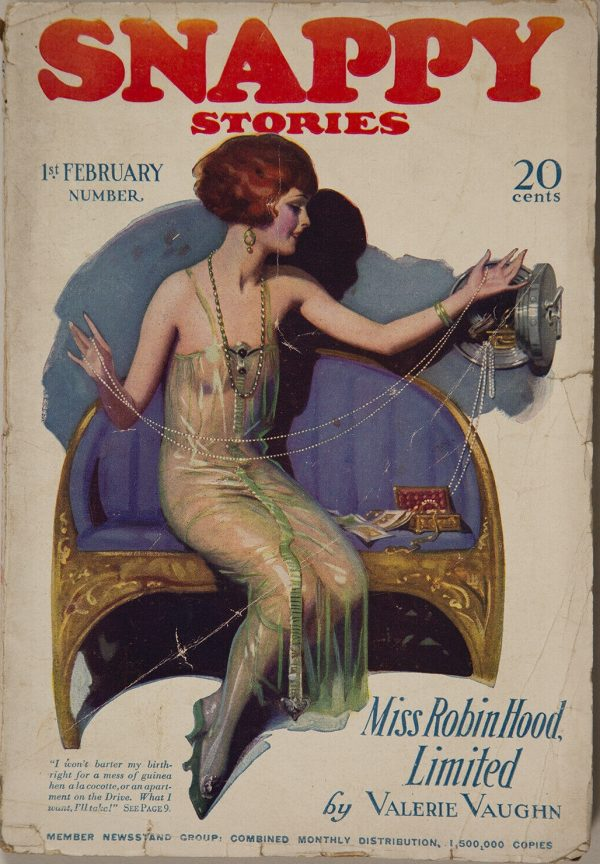 Snappy Stories February 5, 1925