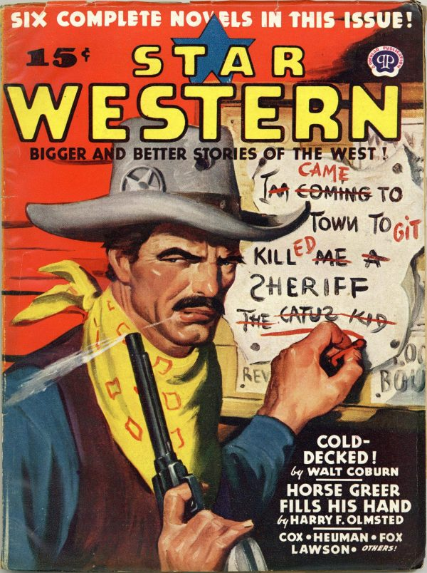 Star Western December 1945