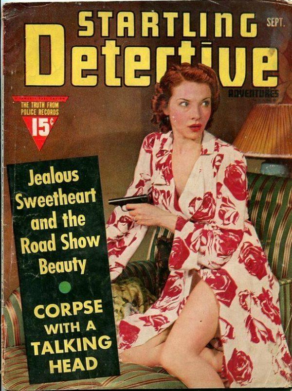 Startling Detective 1940 September