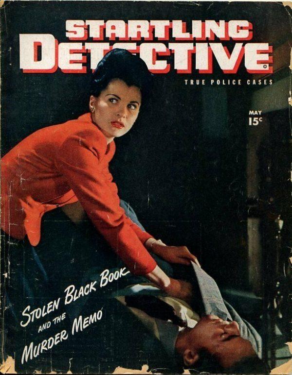Startling Detective 1946 May