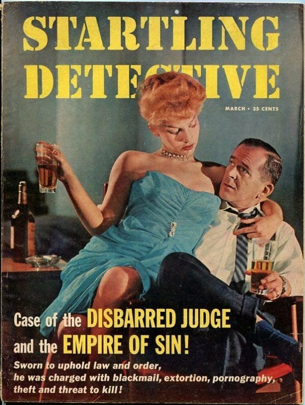 Startling Detective March 1962
