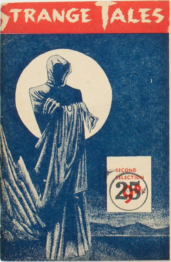 Strange Tales #2 1946
