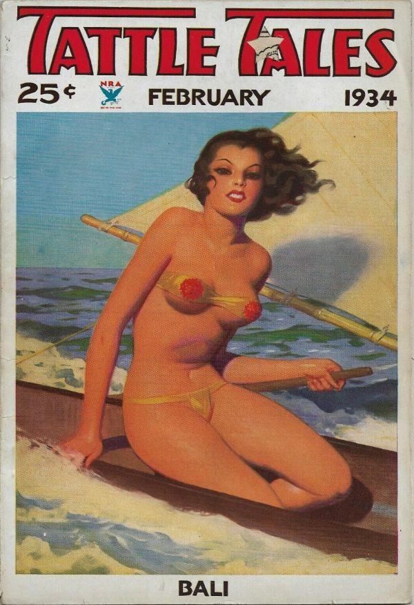 Tattle Tales February 1934
