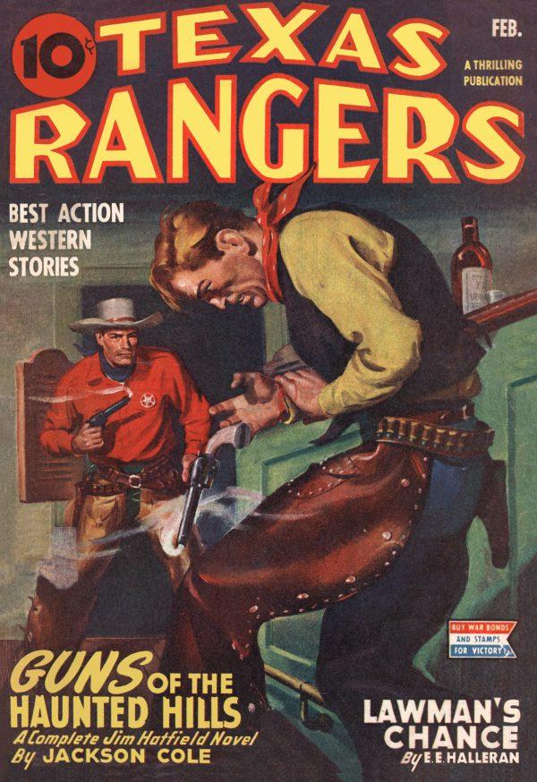 Texas Rangers February 1945