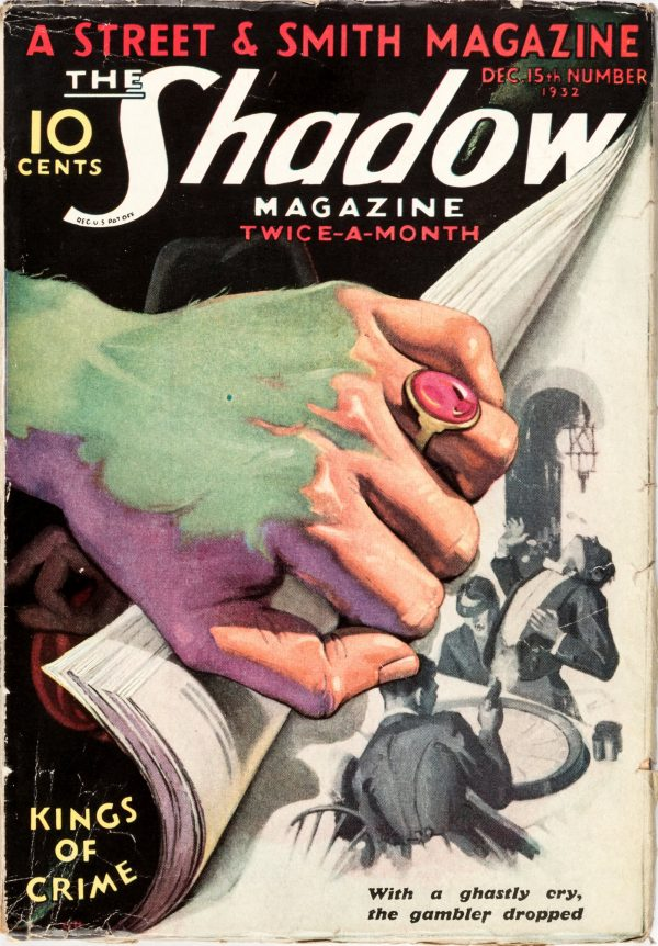 The Shadow - December 15,1932