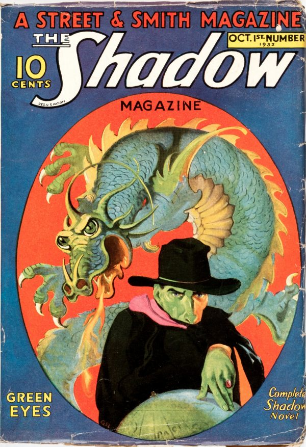The Shadow - October 1, 1932