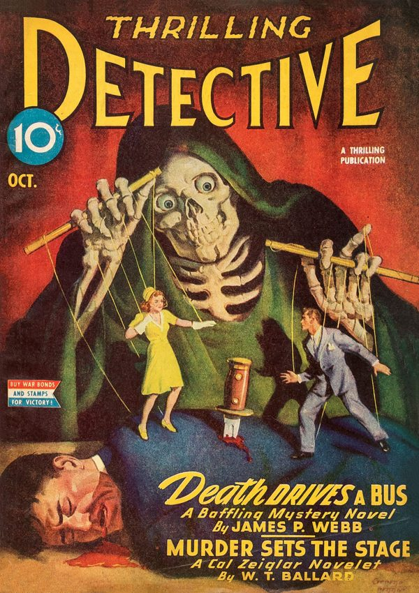 Thrilling Detective October 1943