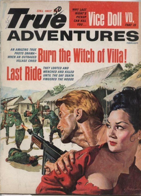 True Adventures February 1964