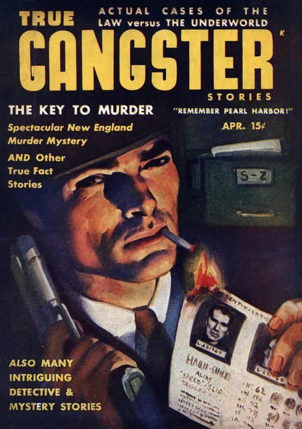 True Gangster Stories April 1942