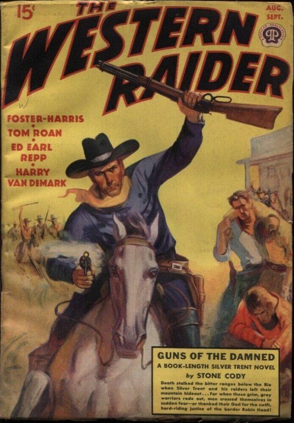 Western Raider 1938 August