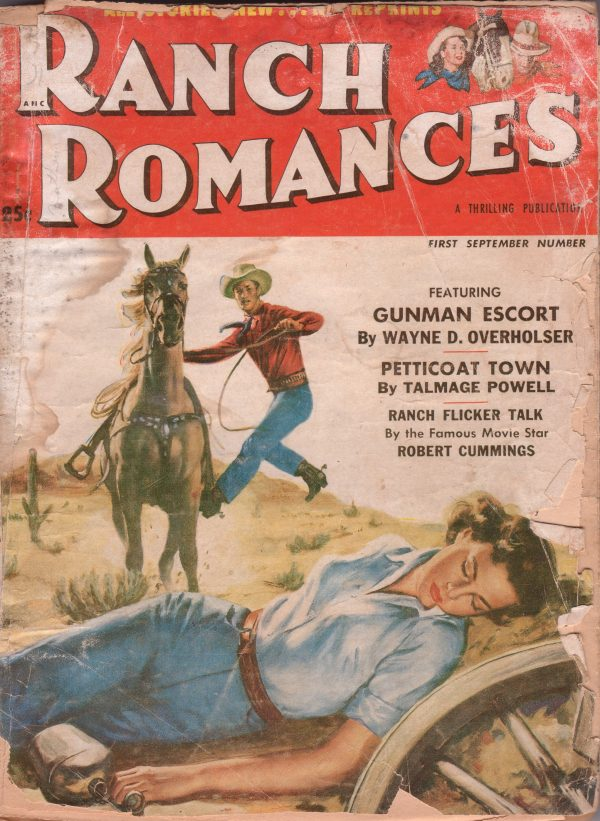 ranch romances september 1953