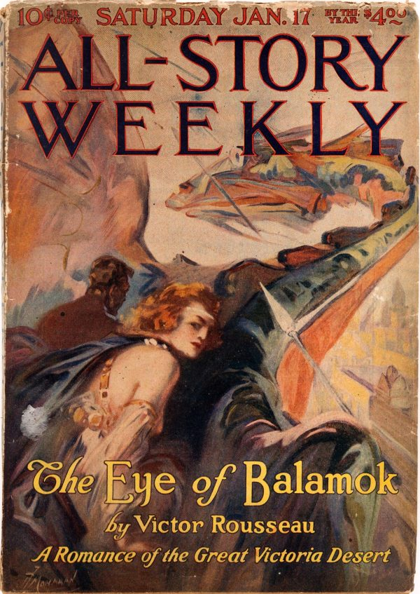 All Story Weekly - January 17, 1920