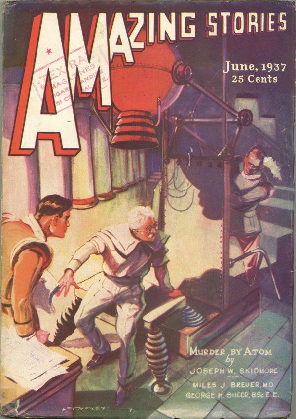 Amazing Stories June 1937