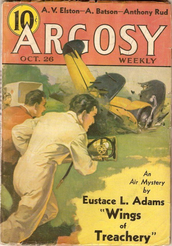 Argosy October 26, 1935