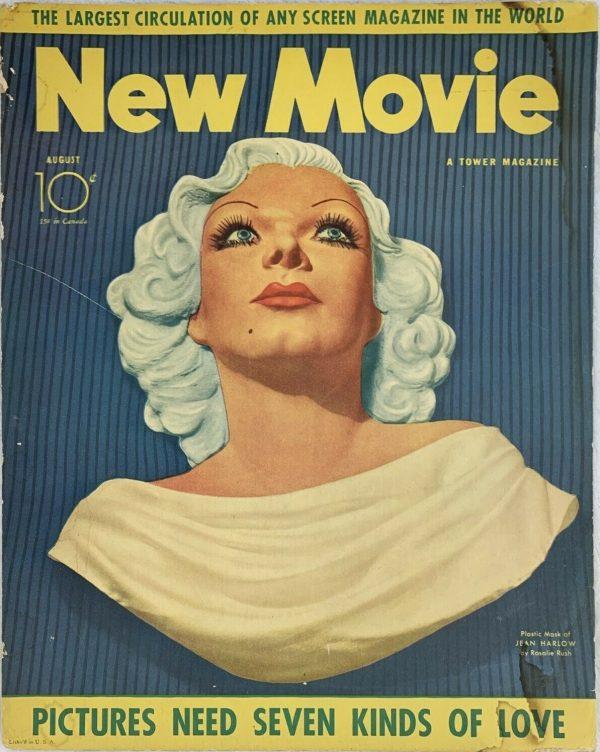 August 1935 New Movie