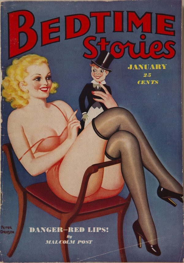 Bedtime Stories January 1938