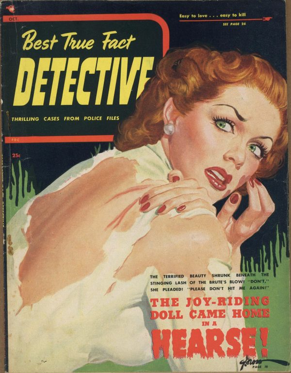 Best True Fact Detective November 1948