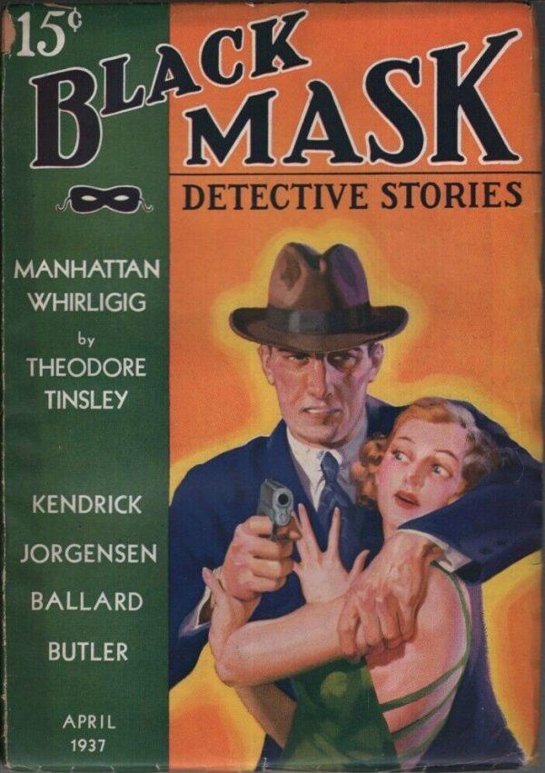 Black Mask 1937 April