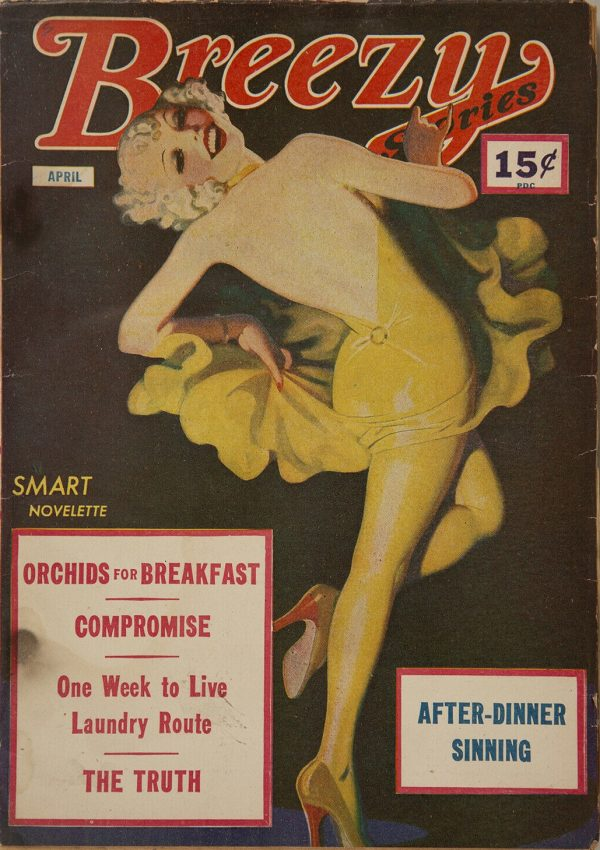 Breezy Stories April 1947