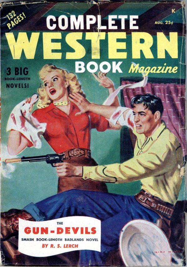 Complete Western Book August 1949
