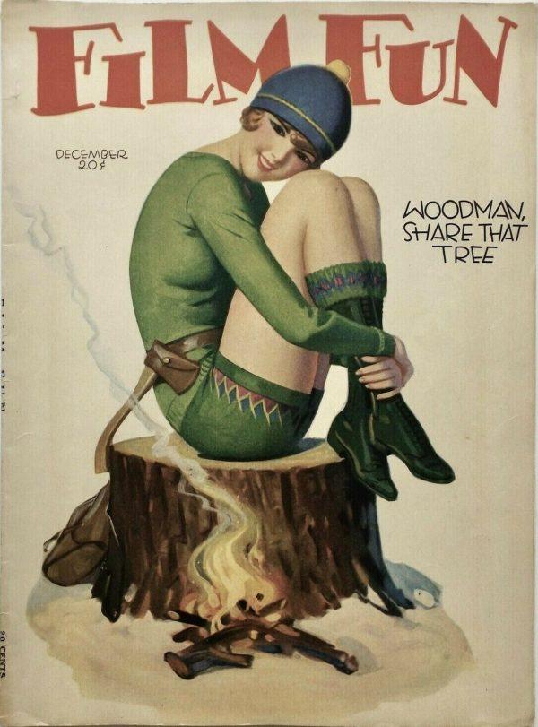 December 1929 Film Fun