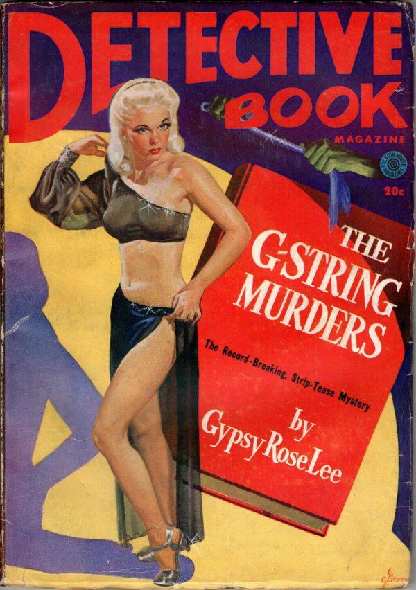 Detective Book Fall 1942