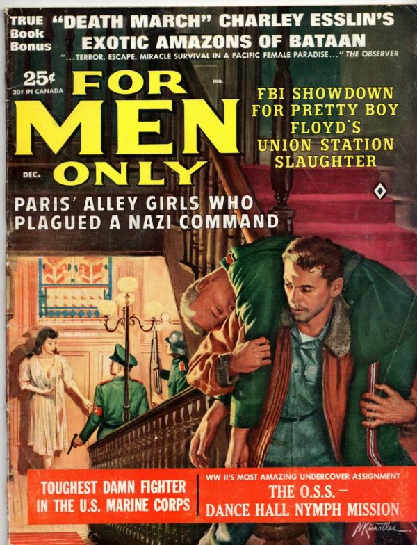 FOR MEN ONLY December 1962