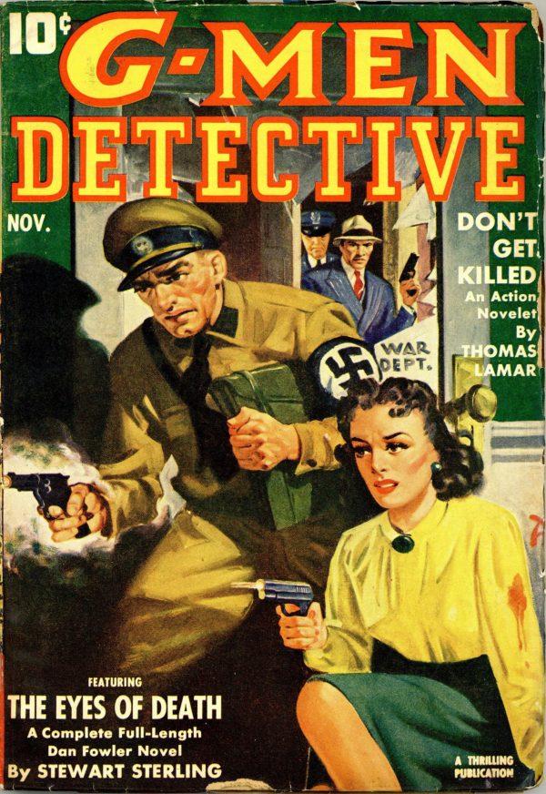G-Men Detective November 1941
