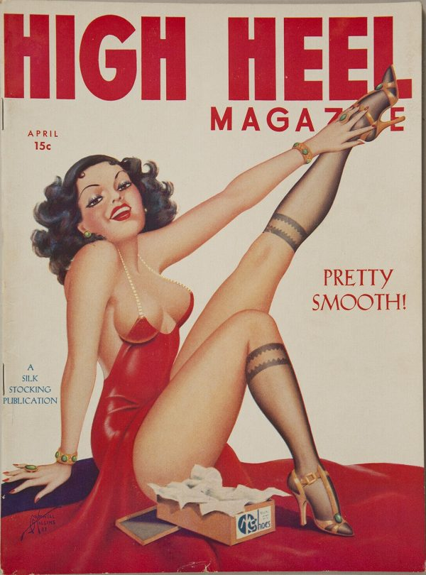 High Heel Magazine April 1937