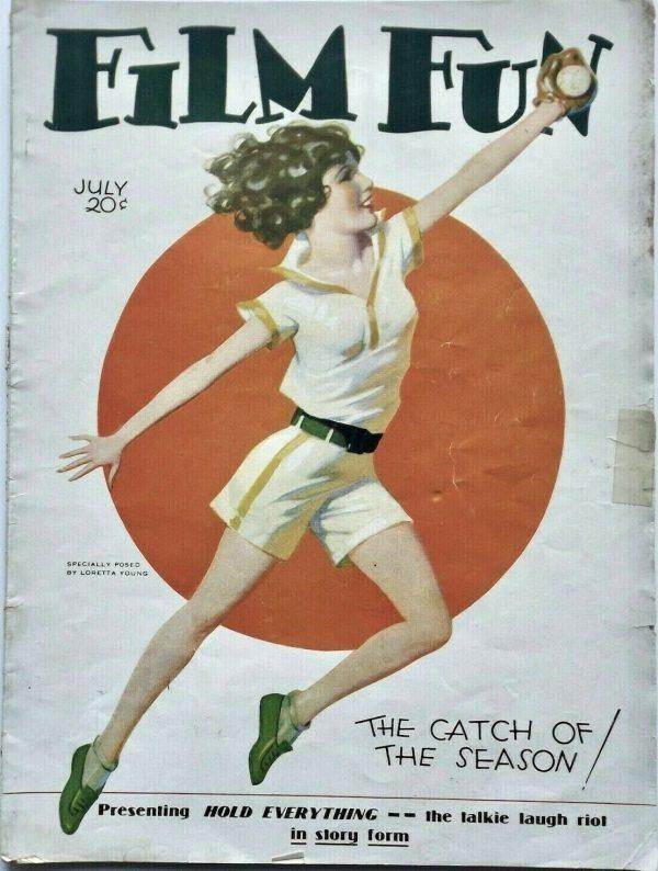 July 1930 Film Fun
