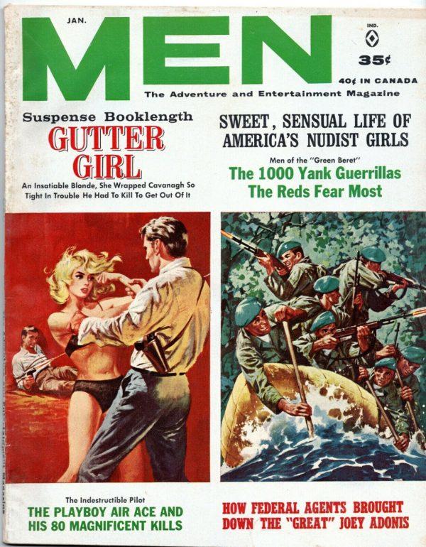 MEN January 1963