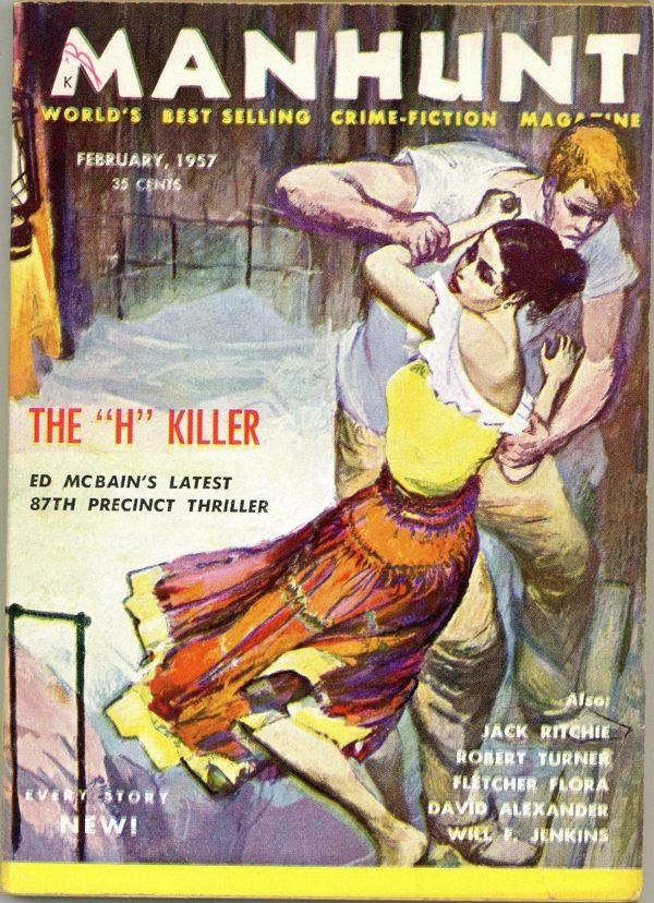 Manhunt Fabruary 1957