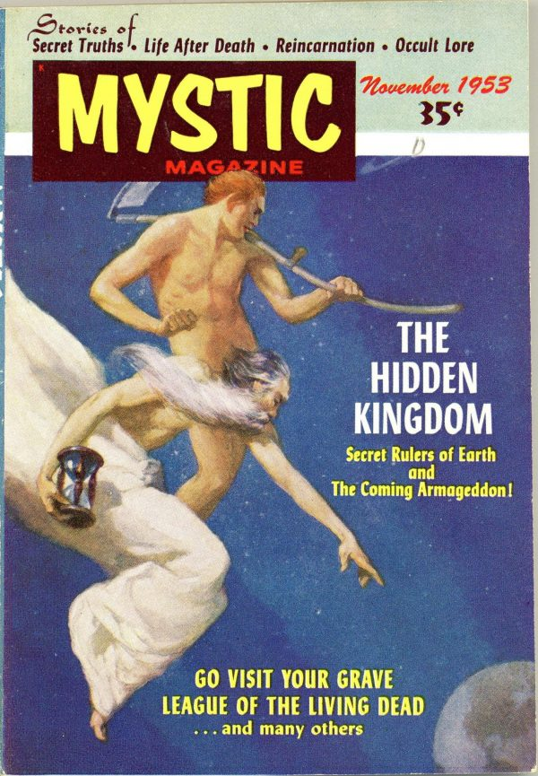 Mystic November 1953