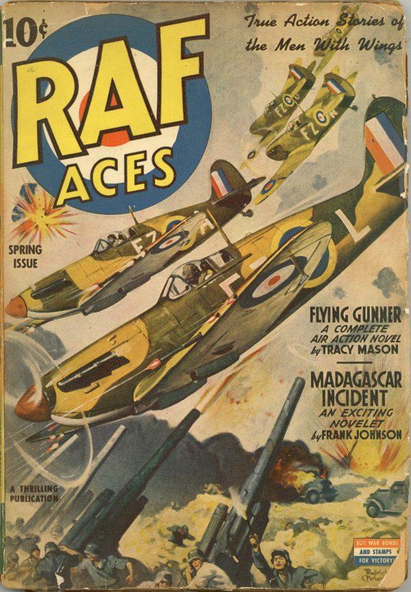 RAF Aces March 1943