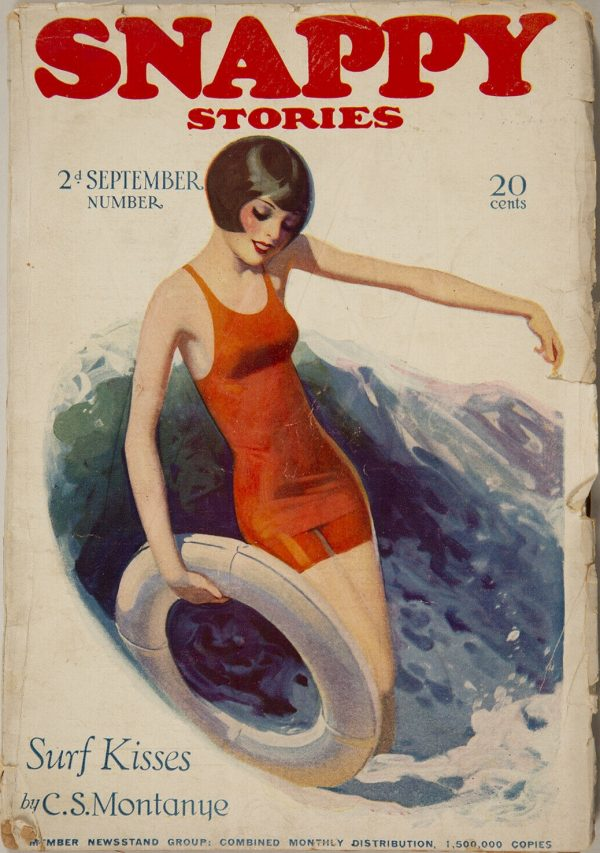 Snappy Stories September 20, 1925
