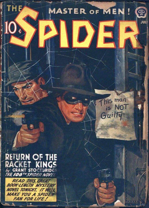 Spider 1942 July