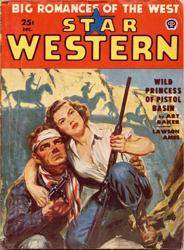 Star Western December 1952